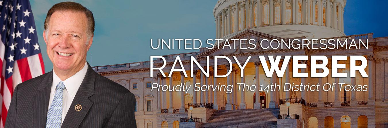 Rep. Randy Weber