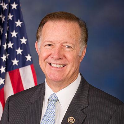 Official Photo of U.S. Representative Randy Weber